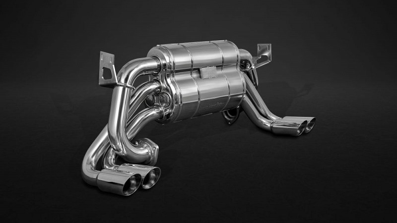 Capristo Sports Exhaust without Valves Image 3