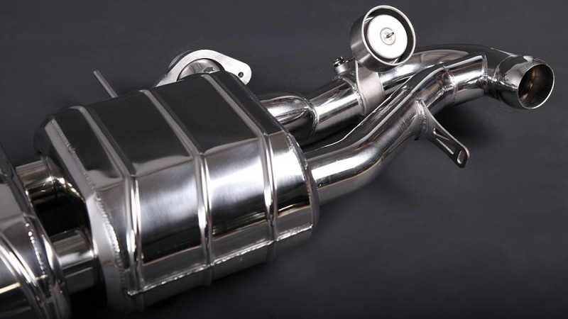 Capristo High performance Sports Exhaust Image 4