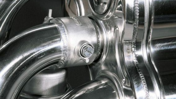Capristo Sports Exhaust 1/3 with Valves Image 5