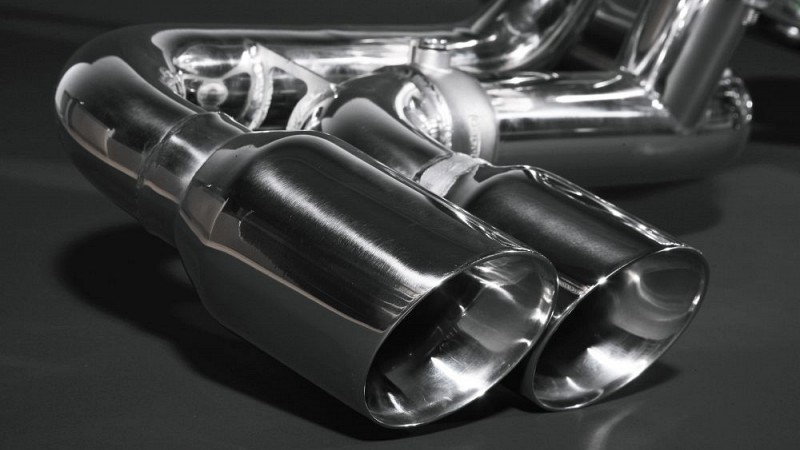 Capristo Twin Sound Sports Exhaust Image 4