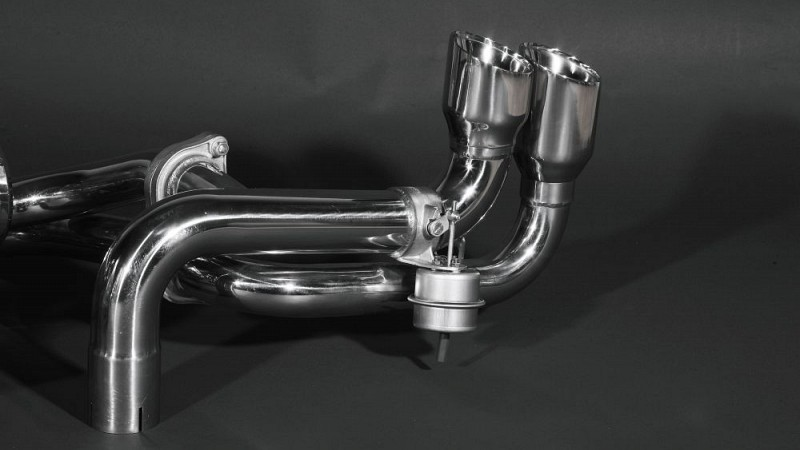 Capristo Twin Sound Sports Exhaust Image 3