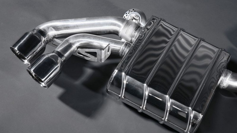 Capristo Sports Exhaust Image 4