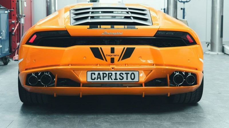 Capristo Sports Exhaust Image 3