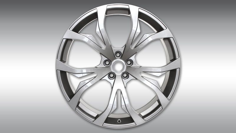 Type NM1 Titanium Wheels Image 2