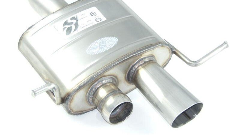 Quicksilver Sport Exhaust (2013 on) Image 1