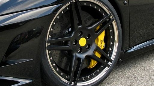 Type NF3 Aluminium Wheel Star Black Image 1