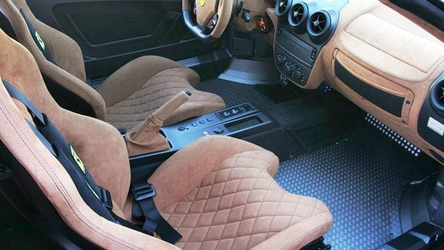 Complete Leather Interior Kit Image 1