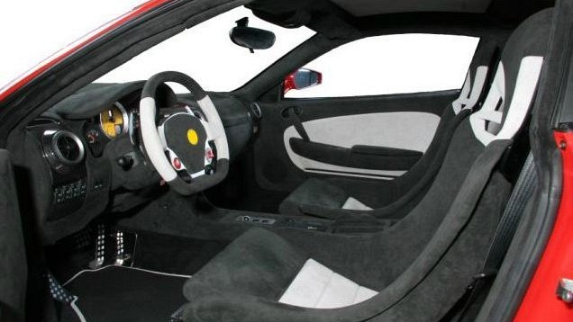 Complete Leather Interior Kit Image 2