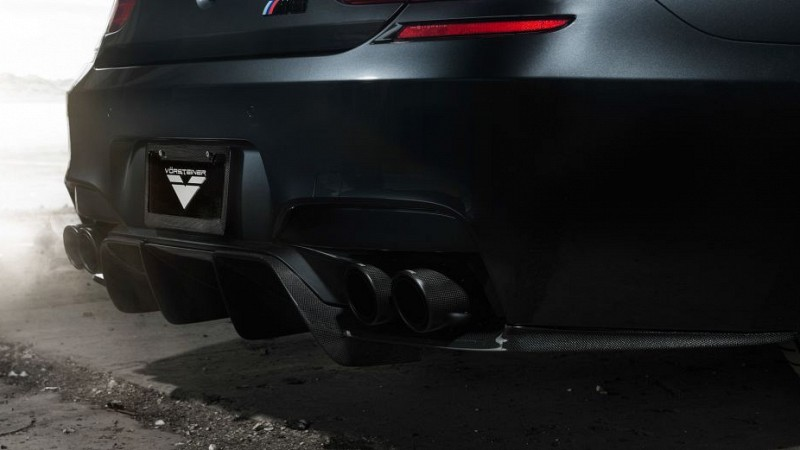 VRS Rear Diffuser Image 1