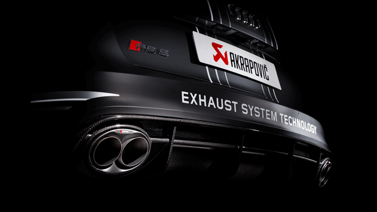 Akrapovic Evolution Line Titanium Exhaust (C7) Image 6