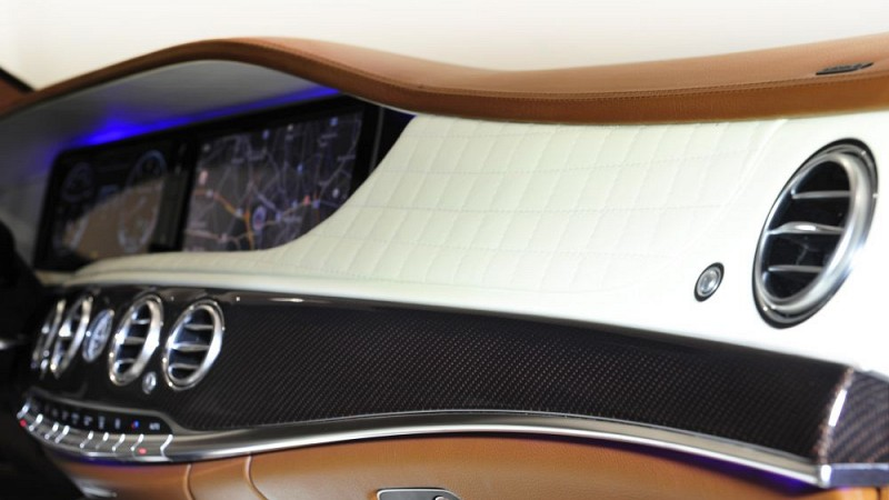 Dashboard (Leather/Alcantara) Image 1