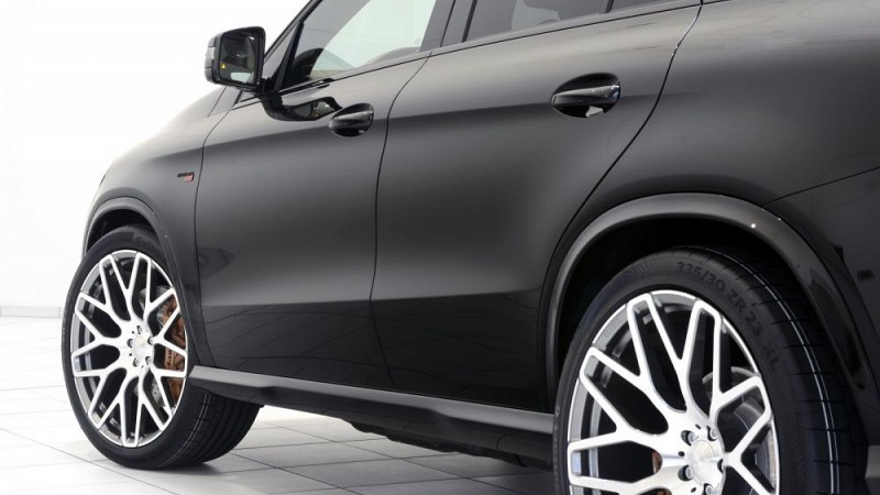 Monoblock Y Wheels (Anthracite Glossy) Image 7