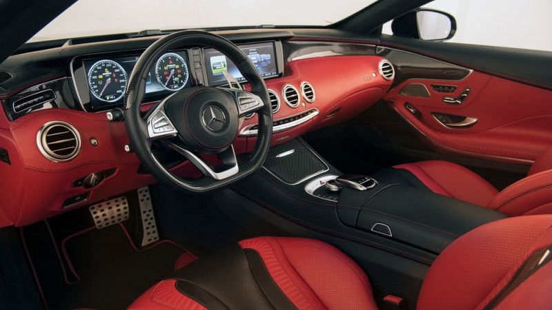 Dashboard (Leather/Alcantara) Image 4
