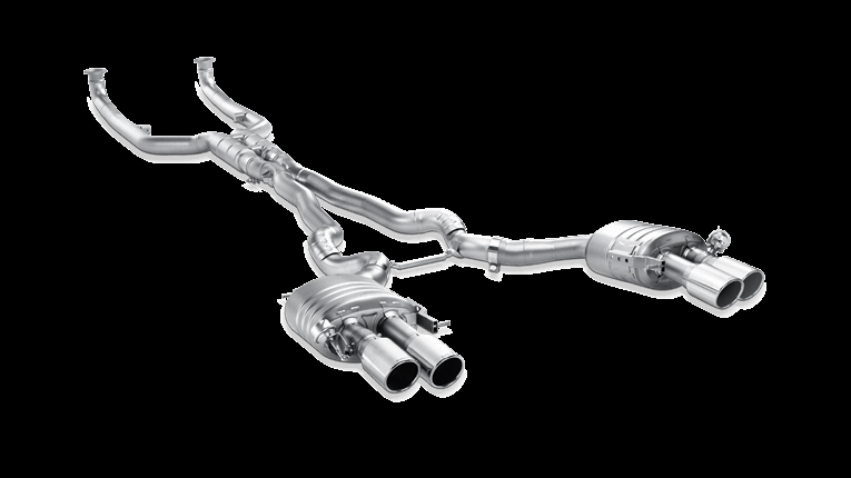 Akrapovic Evolution Line Titanium Exhaust Image 4