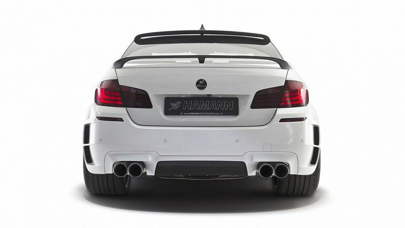 Hamann Widebody Kit (F10) Image 4
