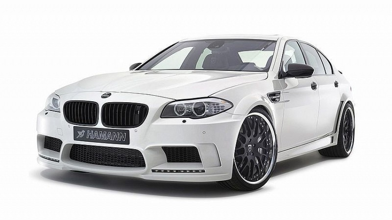Hamann Widebody Kit (F10) Image 2