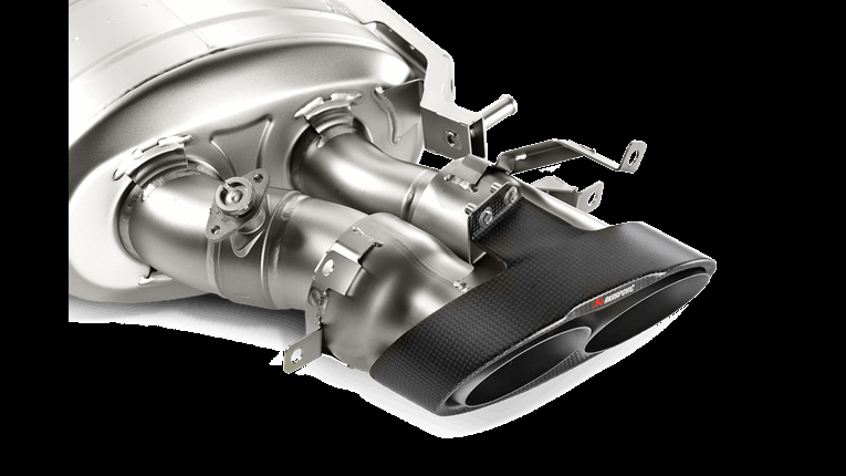 Akrapovic Evolution Line Titanium Exhaust (C7) Image 3