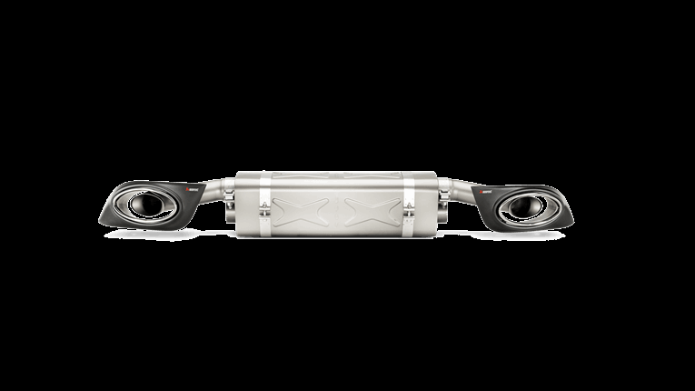 Akrapovic Slip-On Line Titanium Exhaust Image 1