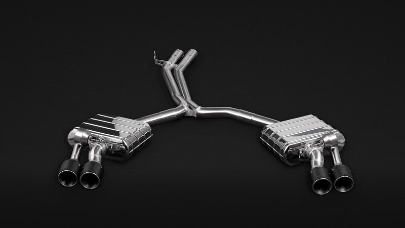 Capristo Exhaust System (F5) Image 1