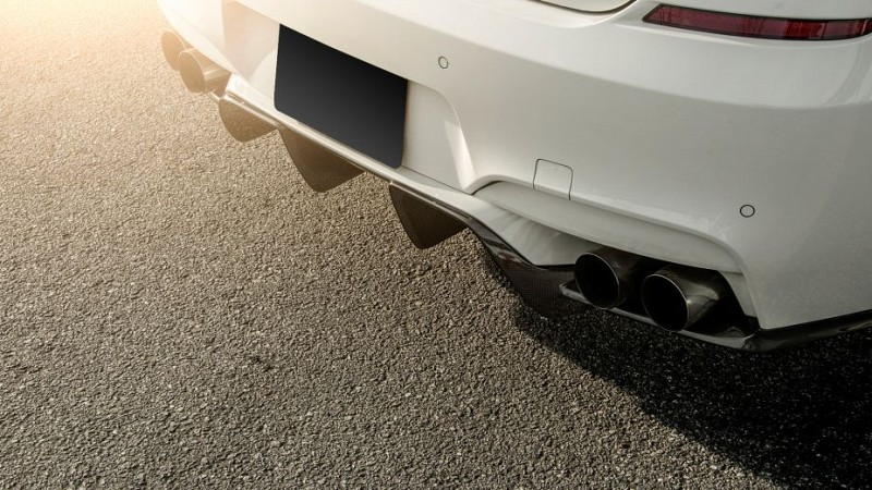 VRS Rear Diffuser Image 6