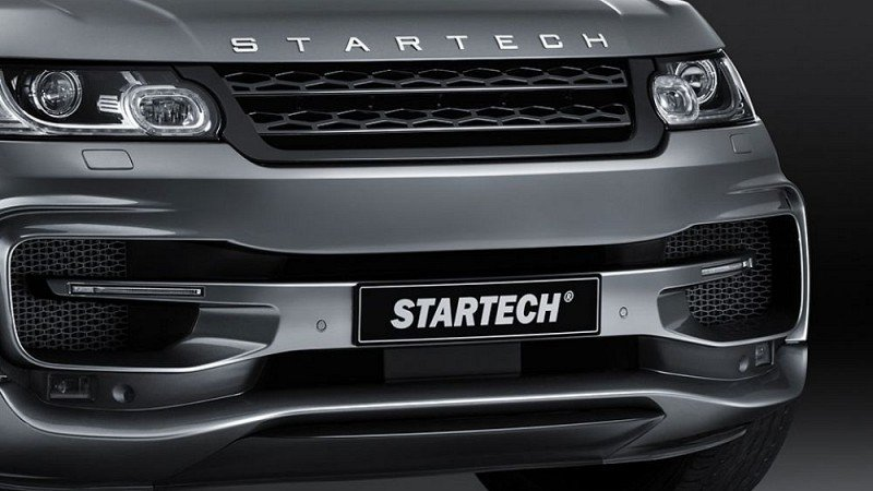 Startech Front Bumper (Not for SVR) Image 1