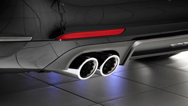 Sports Exhaust System (S400 Hybrid) Image 1