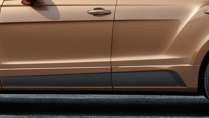 Startech carbon package side sills Image 1
