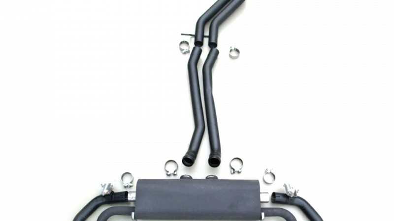 Startech valve sports exhaust system Image 1