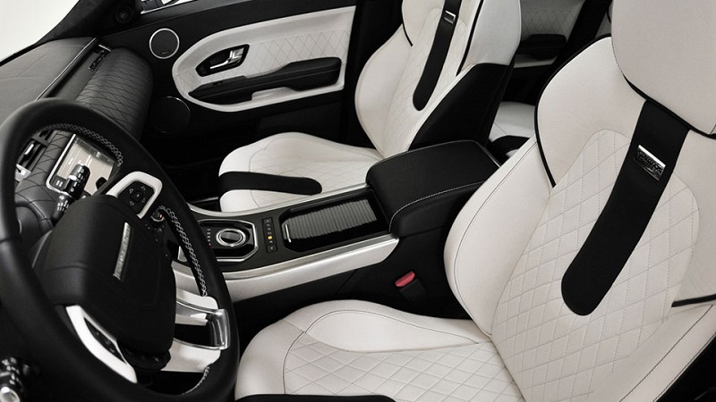 Startech Leather interior Image 1