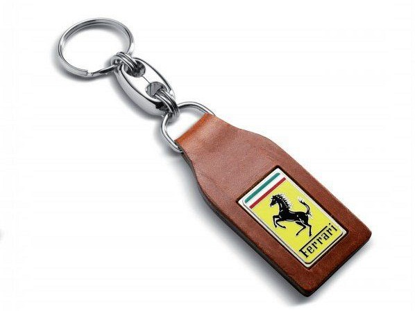 Key Fob (Leather) Image B
