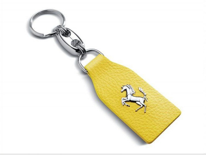 Key Fob (Leather) Image C