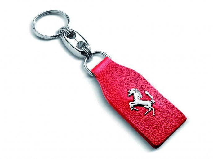 Key Fob (Leather) Image D