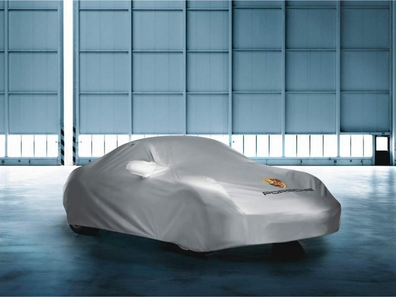 Outdoor car cover Image B