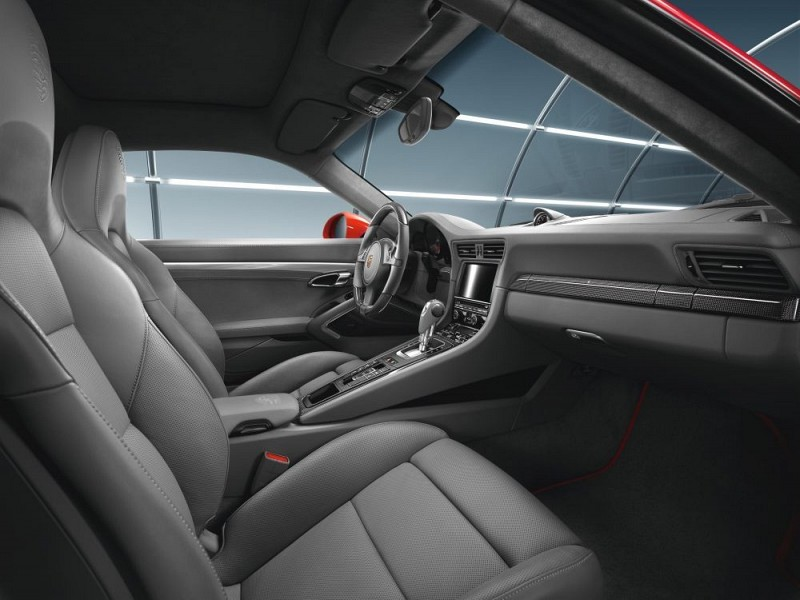 Carbon interior package Image B