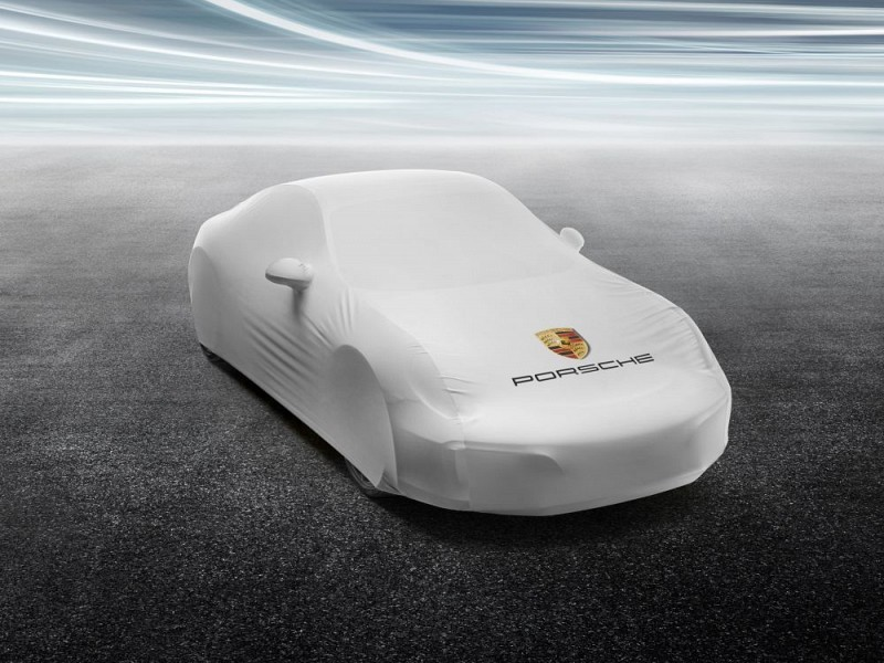 Indoor car cover Image B
