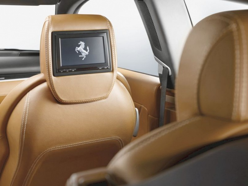 Rear Seat Entertainment System Image B