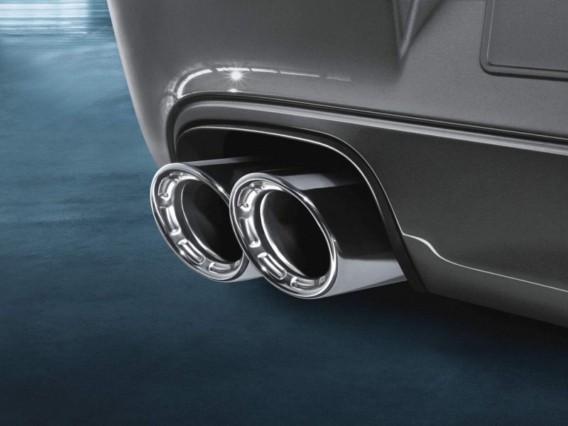 Sports tailpipes Image B