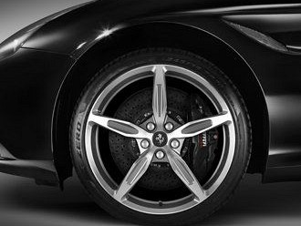 "California 30 Forged Wheels (20"") Image B"