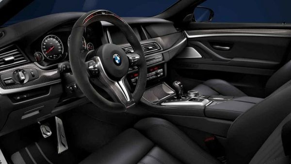 749a8a3f576 BMW M Performance interior trim