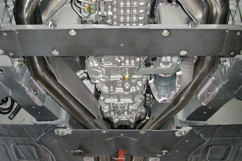 Novitec X-Pipe Exhaust Replacement System for Ferrari ...