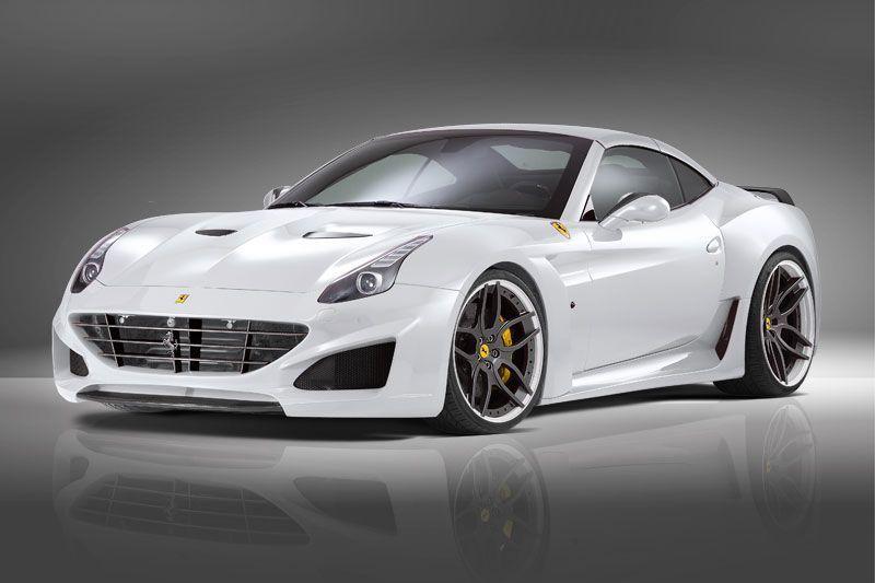 Novitec Ferrari California T N Largo Full Widebody Kit For