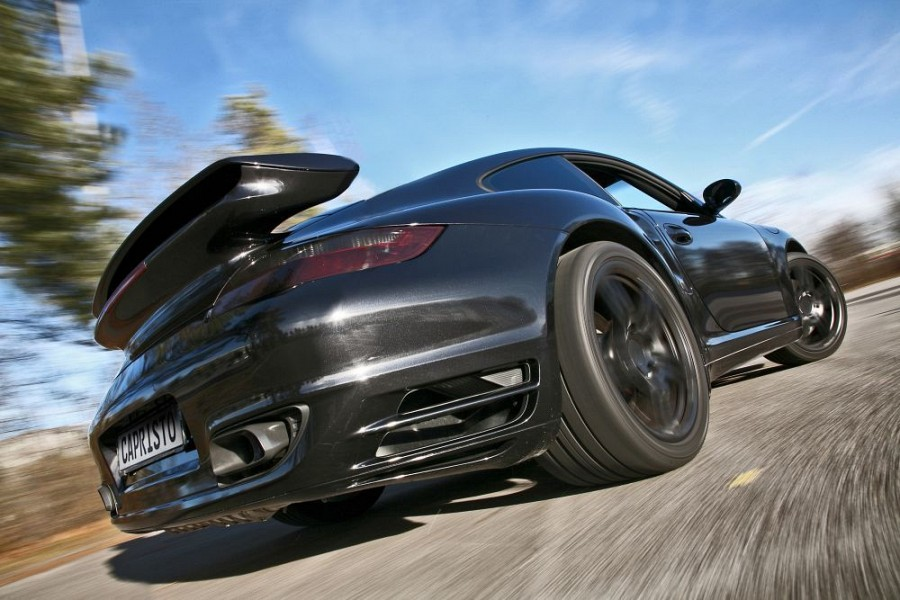 Capristo Sports Exhaust Porsche 911 997 Turbo Gt2 Gt2rs