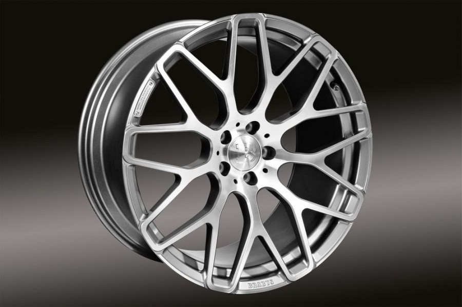 Brabus Monoblock Y Wheels Anthracite Glossy Mercedes Benz S63 S65