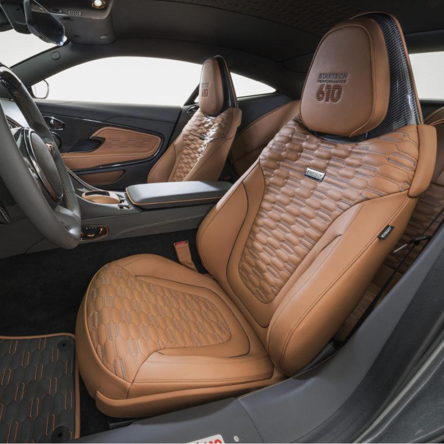 STARTECH Leather Interior For Aston Martin DB11
