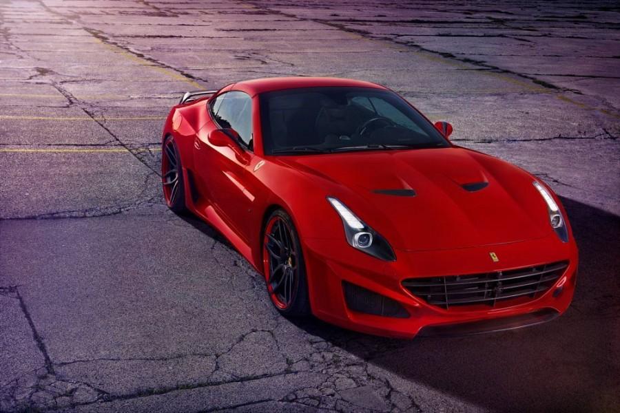Novitec Ferrari California T N Largo Full Widebody Kit For The