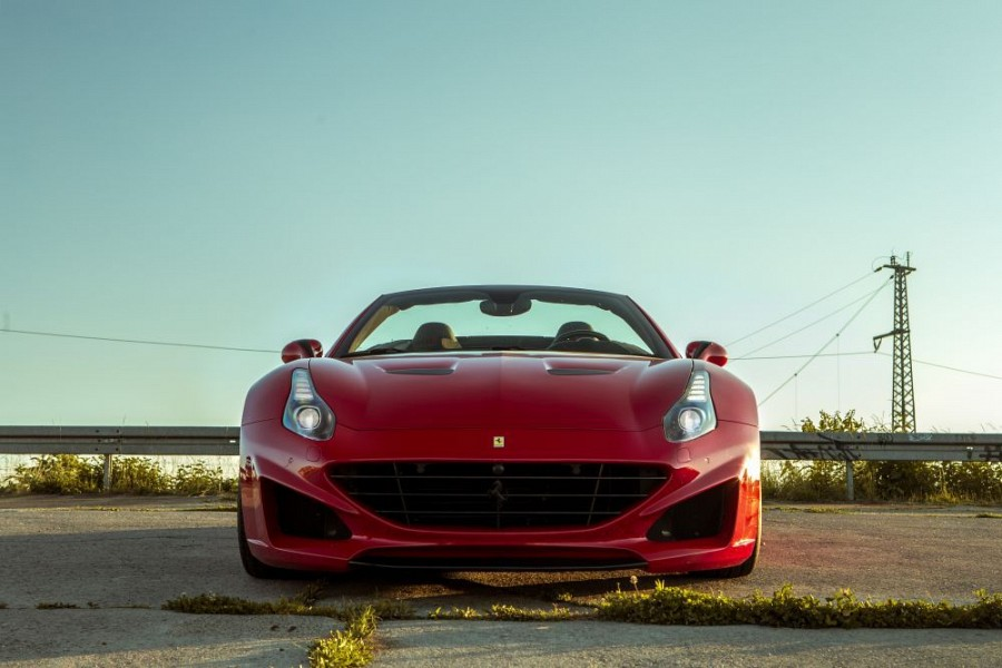 Novitec Ferrari California T N Largo Full Widebody Kit For The