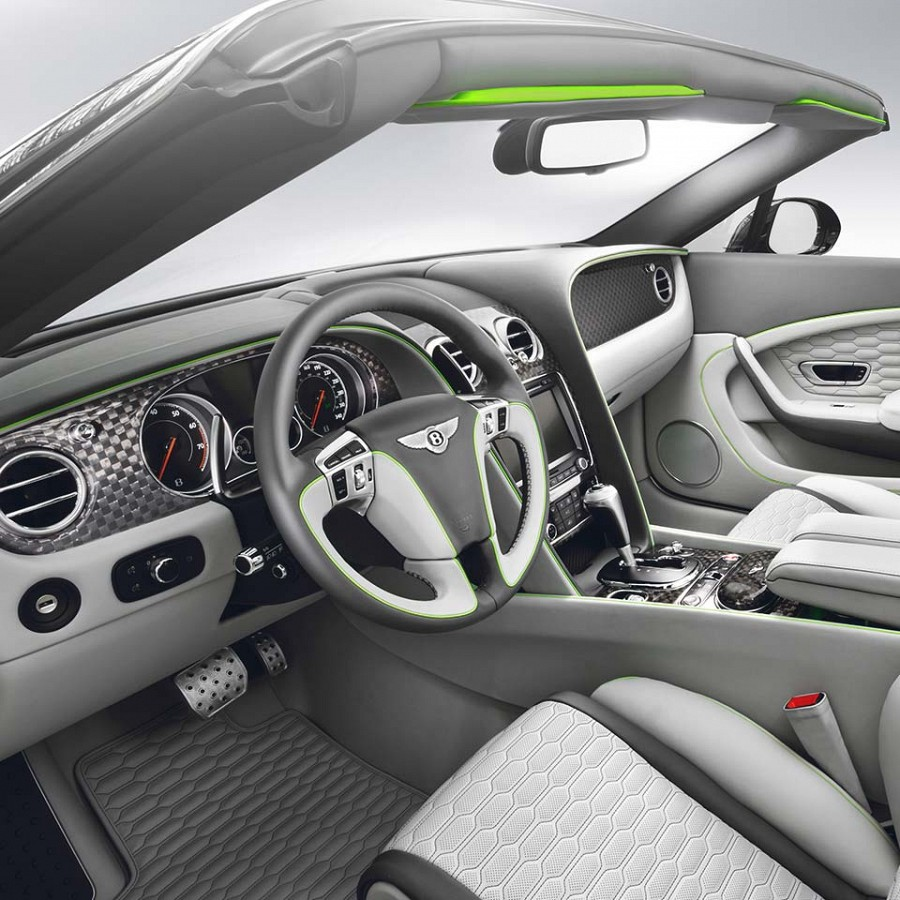 STARTECH Carbon Interior For Bentley Flying Spur