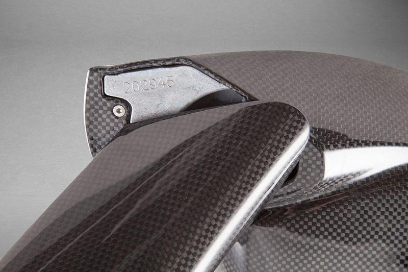Capristo Carbon Mirror Covers Ferrari 488 Gtb Spider