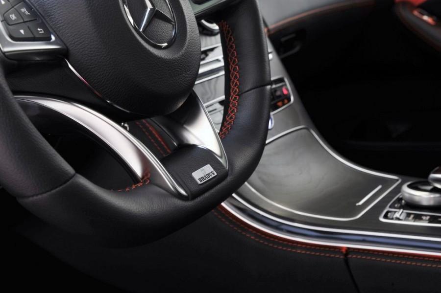 Brabus Fine Leather Alcantara Interior Trim Mercedes Benz C63 Amg C Class W S C 205