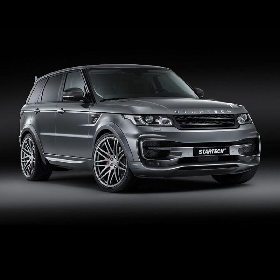 STARTECH Widebody-kit For The 2014 Range Rover Sport